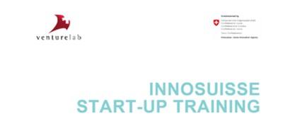 Innovation Start-up Training – 04.04.2021