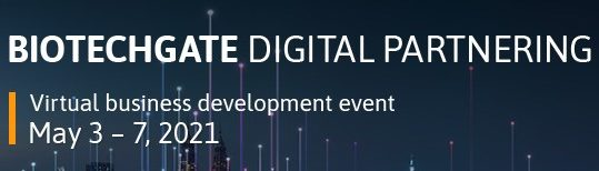 Biotechgate Digital Partnering – 03.05.2021