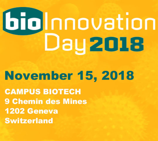 Bioinnovation day – 15.11.2018